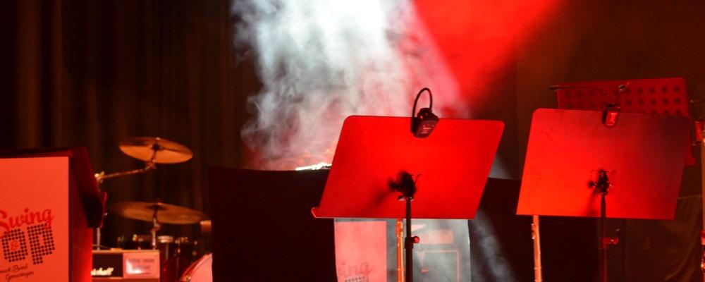 """""""Das wahre Gesicht zeigt Musik nur, wenn sie live gespielt wird"""""""