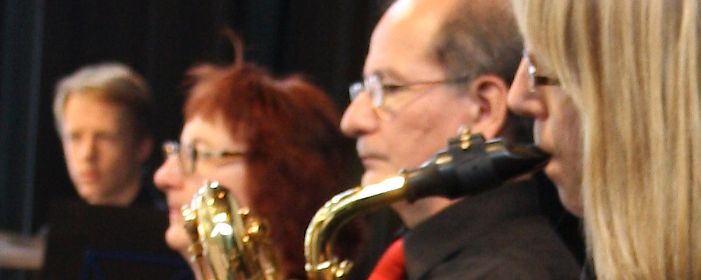 Pop & Swing Concert Band Gomaringen
